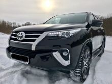 Toyota Fortuner, 2018 г., Уфа
