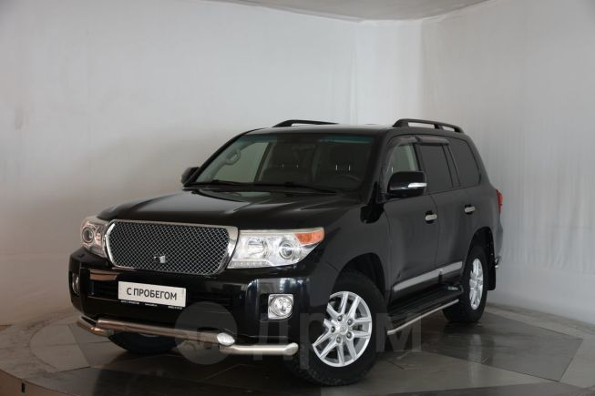 Toyota Land Cruiser, 2013 год, 2 350 000 руб.