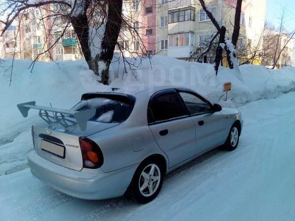 Chevrolet Lanos, 2005 год, 130 000 руб.