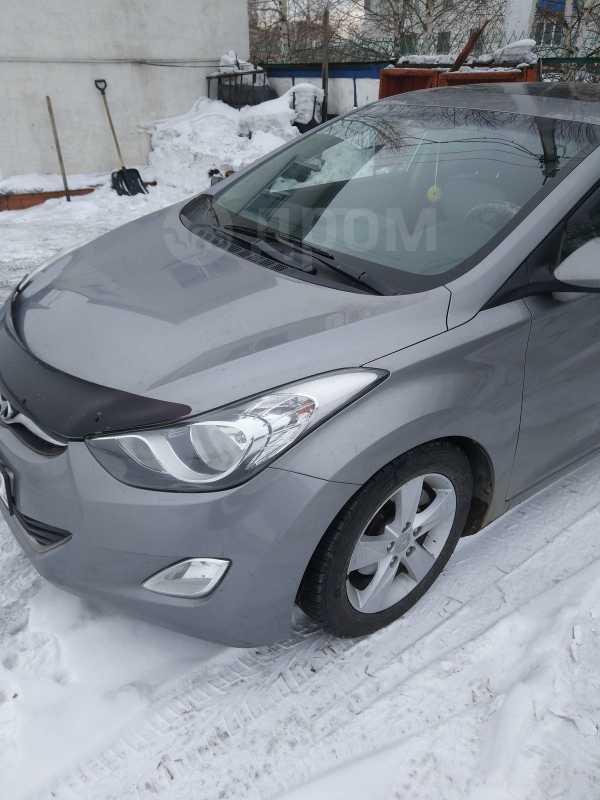Hyundai Avante, 2011 год, 583 500 руб.
