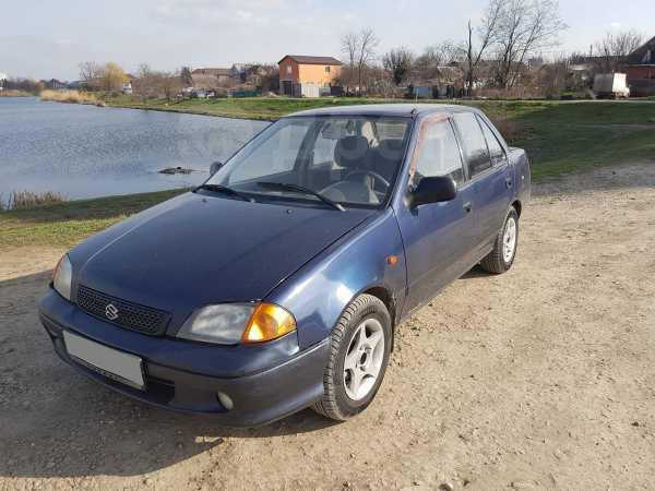 Suzuki Swift, 2001 год, 155 000 руб.