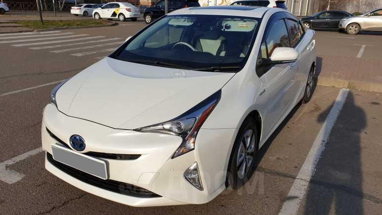 Toyota Prius, 2017 год, 1 720 000 руб.