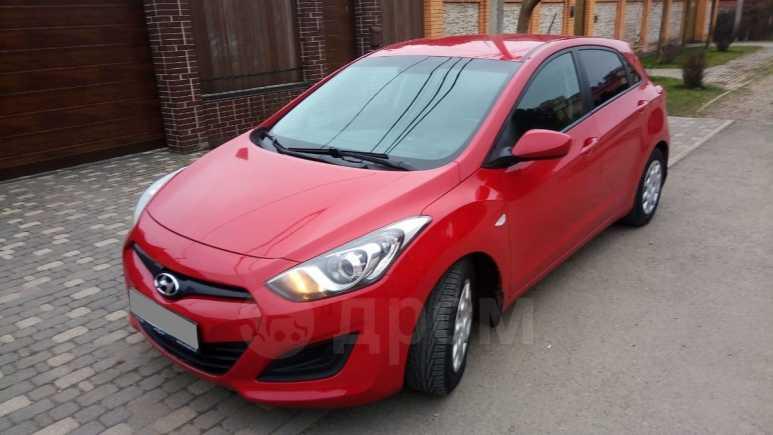 Hyundai i30, 2012 год, 580 000 руб.