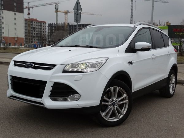 Ford Kuga, 2015 год, 1 030 000 руб.