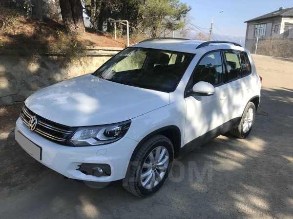 Volkswagen Tiguan, 2016 год, 1 000 000 руб.