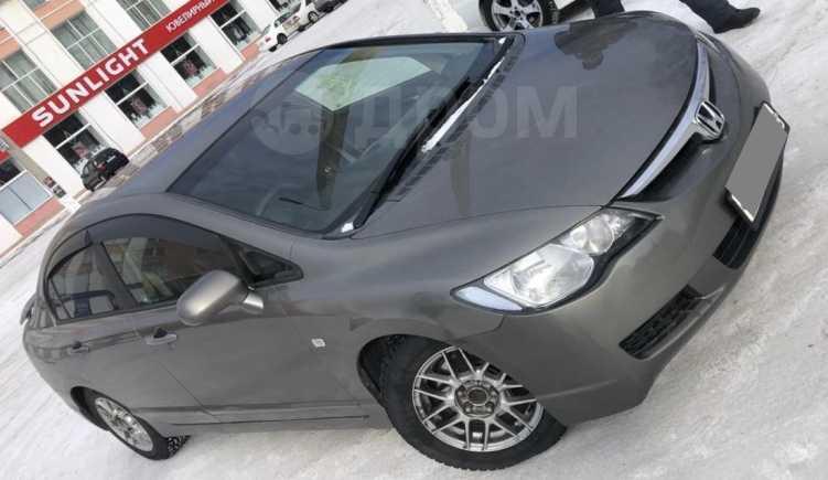 Honda Civic, 2005 год, 335 000 руб.