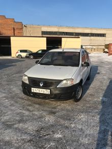 Renault Logan, 2010 г., Новосибирск