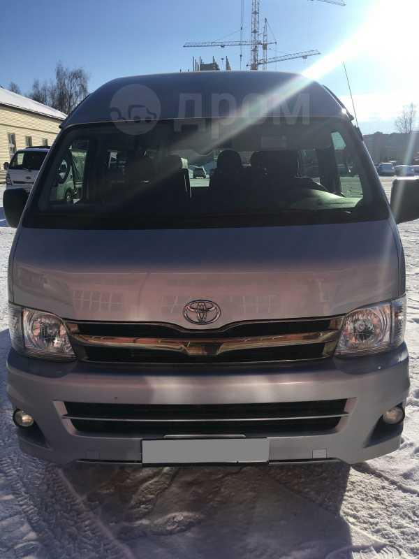 Toyota Hiace, 2013 год, 1 600 000 руб.