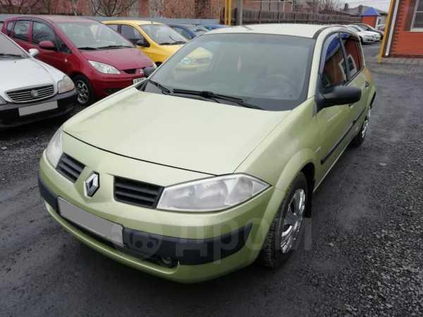 Renault Megane, 2004 год, 238 000 руб.