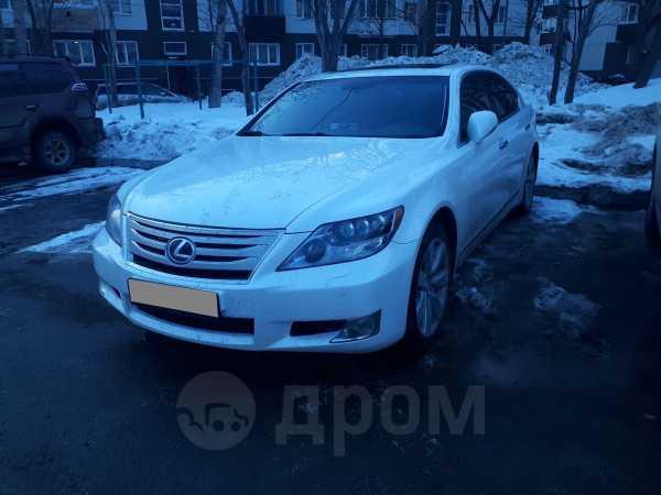 Lexus LS600hL, 2010 год, 1 500 000 руб.