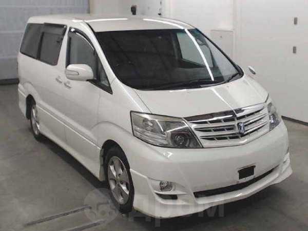 Toyota Alphard, 2007 год, 699 555 руб.