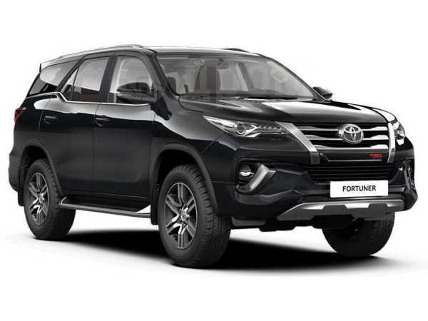 Toyota Fortuner, 2018 год, 3 101 820 руб.