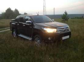 Кузнецк Hilux Pick Up 2015