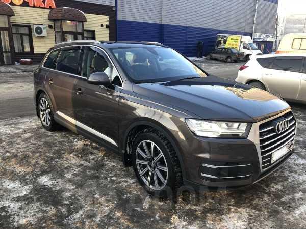 Audi Q7, 2017 год, 3 750 000 руб.