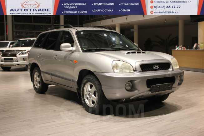 Hyundai Santa Fe Classic, 2002 год, 349 000 руб.