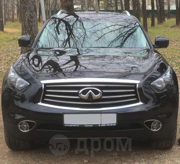 Infiniti FX37, 2012 год, 1 695 000 руб.