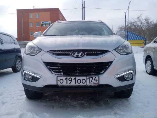 Hyundai ix35, 2013 год, 990 000 руб.