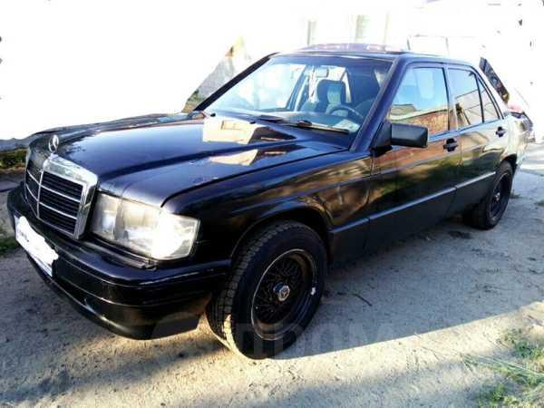 Mercedes-Benz 190, 1991 год, 100 000 руб.