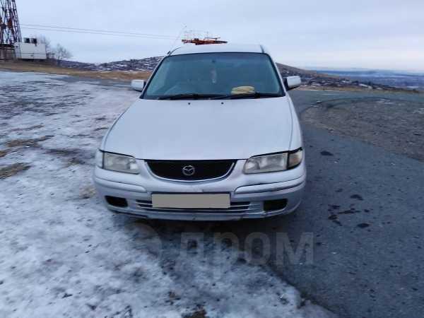 Mazda Capella, 1999 год, 149 000 руб.