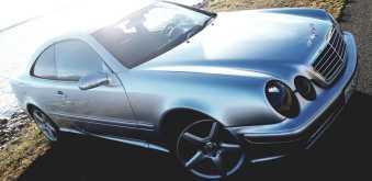 Mercedes-Benz CLK-класс, 1999 г., Санкт-Петербург