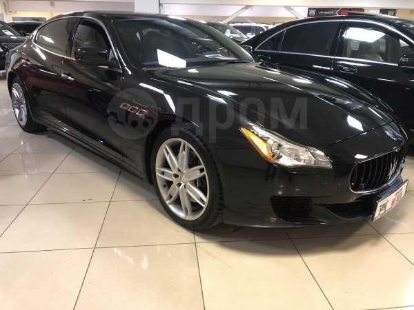 Maserati Quattroporte, 2014 год, 2 700 000 руб.