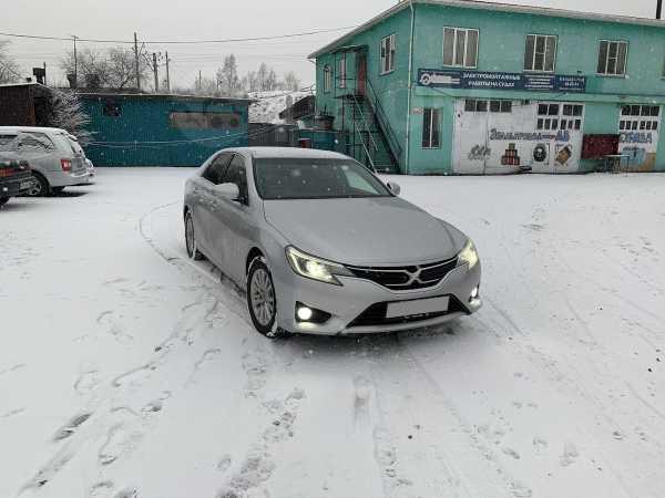 Toyota Mark X, 2014 год, 1 145 000 руб.