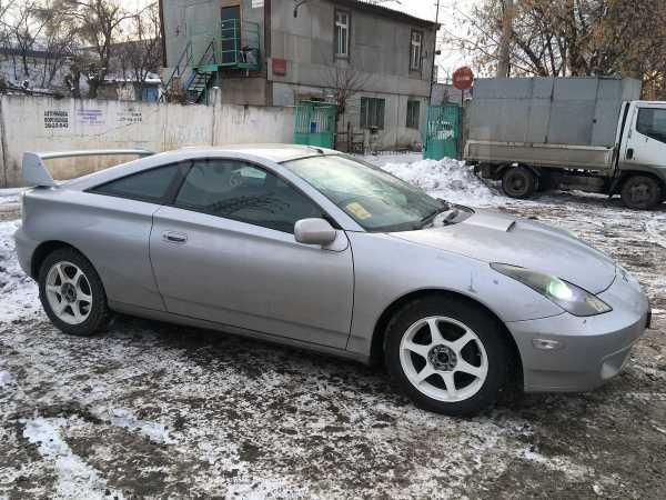 Toyota Celica, 2000 год, 220 000 руб.