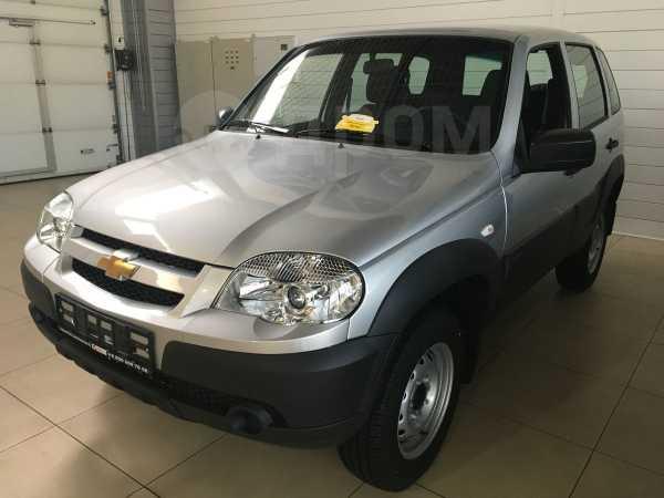 Chevrolet Niva, 2019 год, 595 000 руб.
