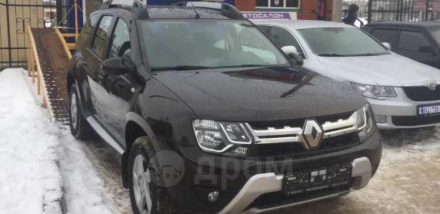 Renault Duster, 2019 год, 872 000 руб.