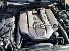 Mercedes-Benz SL-класс, 2003 г., Краснодар