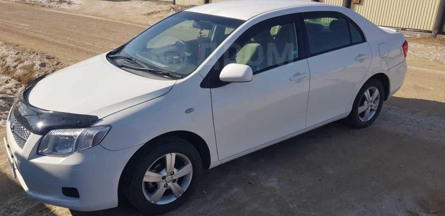 Toyota Corolla Axio, 2010 год, 570 000 руб.