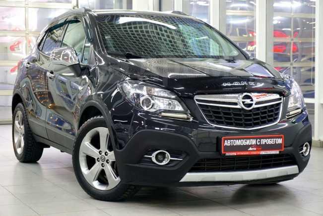 Opel Mokka, 2013 год, 677 000 руб.