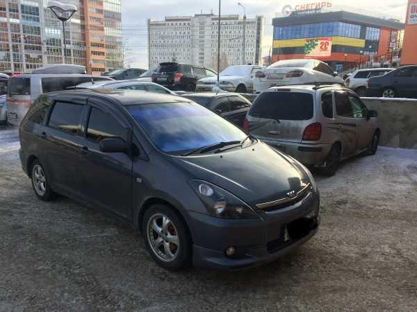 Toyota Wish, 2003 год, 345 000 руб.