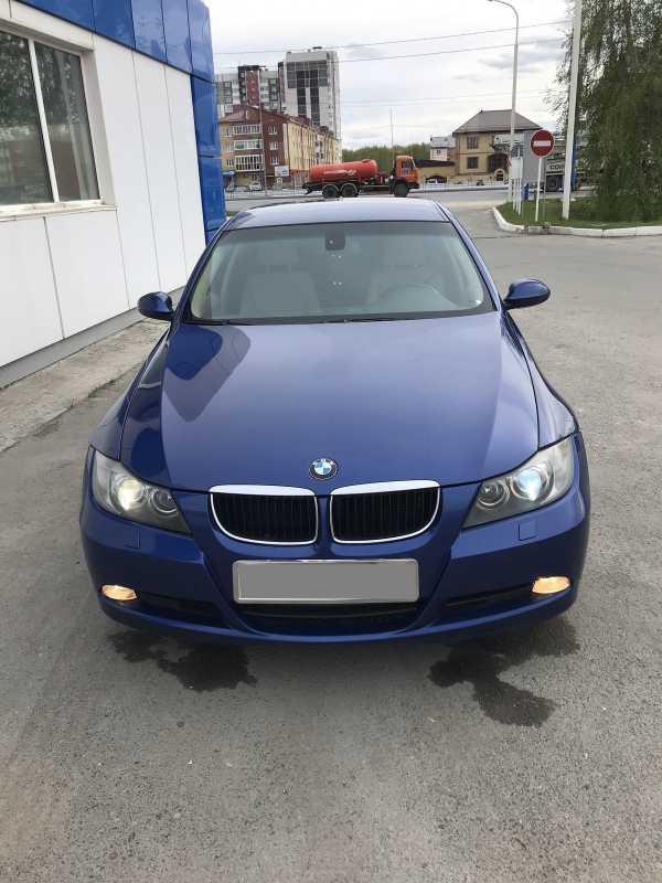 BMW 3-Series, 2007 год, 345 000 руб.