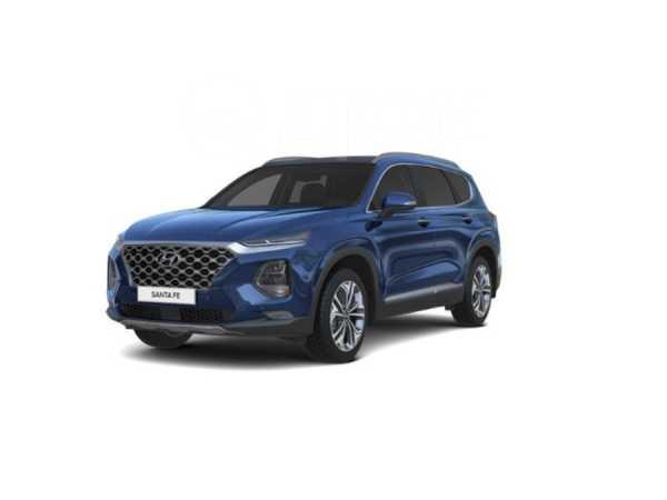 Hyundai Santa Fe, 2019 год, 2 590 330 руб.