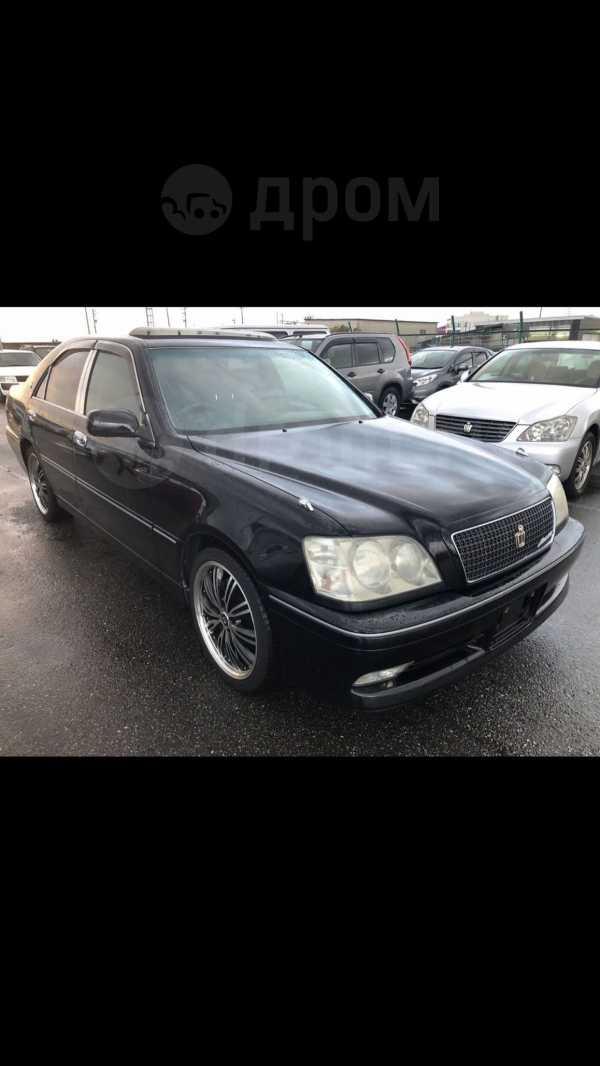 Toyota Crown, 2002 год, 220 000 руб.