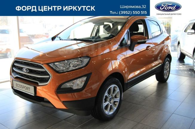 Ford EcoSport, 2018 год, 1 340 000 руб.