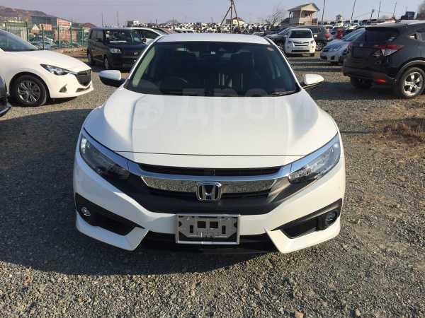 Honda Civic, 2017 год, 1 380 000 руб.