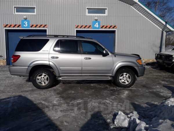 Toyota Sequoia, 2002 год, 1 150 000 руб.