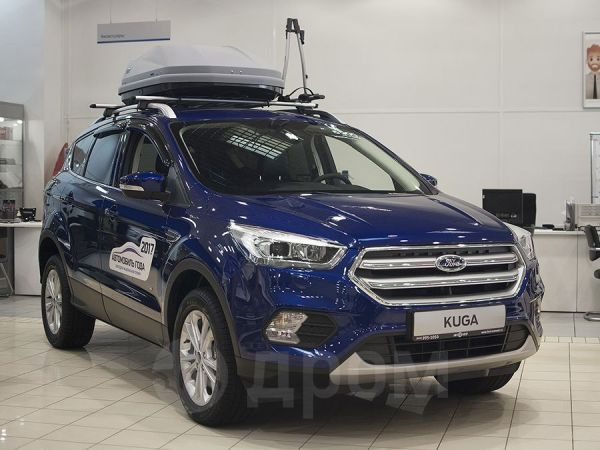 Ford Kuga, 2019 год, 1 839 000 руб.