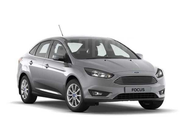 Ford Focus, 2019 год, 1 259 500 руб.