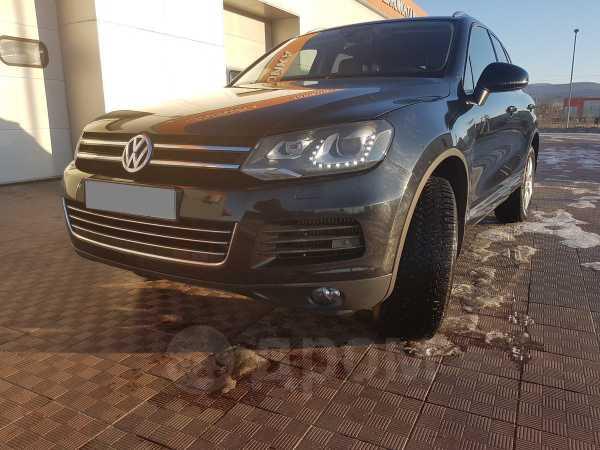 Volkswagen Touareg, 2012 год, 1 550 000 руб.