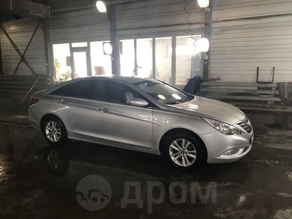 Hyundai Sonata, 2010 год, 660 000 руб.