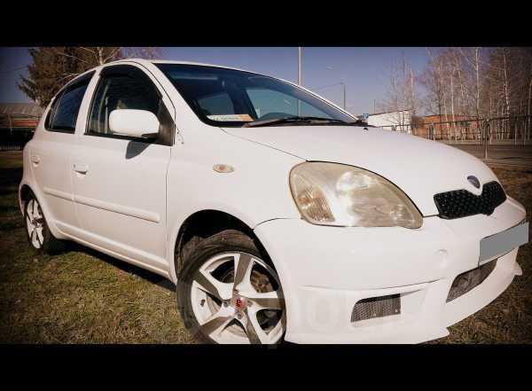 Toyota Vitz, 2003 год, 249 000 руб.