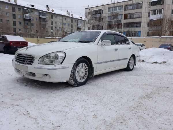 Nissan Cima, 2001 год, 490 000 руб.