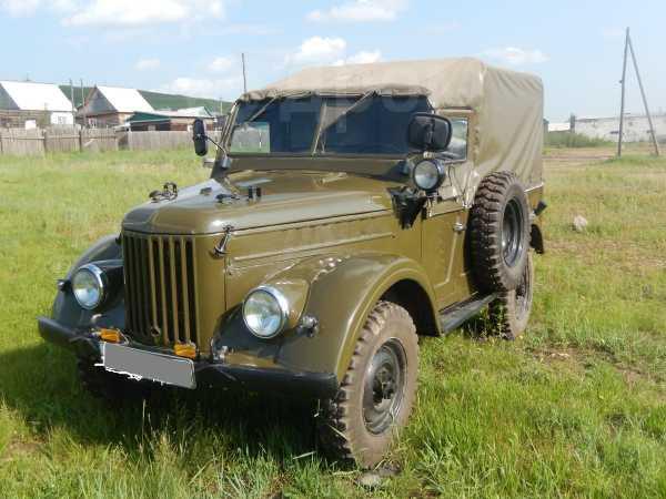 ГАЗ 69, 1961 год, 850 000 руб.