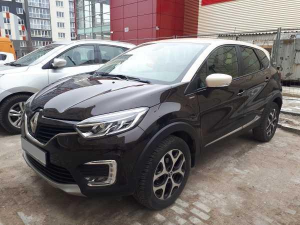 Renault Kaptur, 2017 год, 975 000 руб.