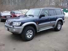 Москва Patrol 2003