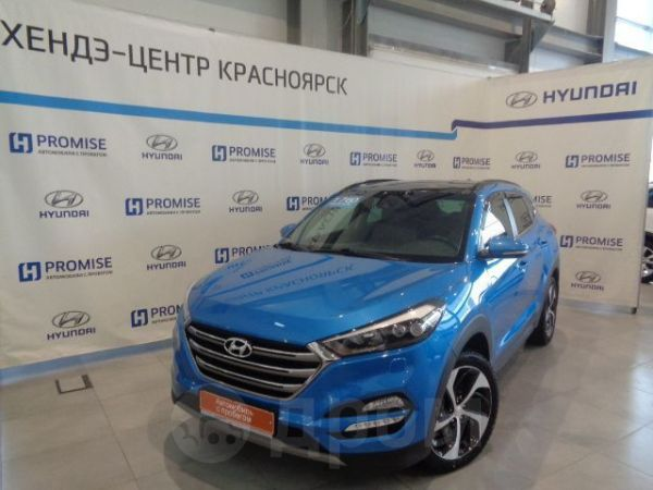 Hyundai Tucson, 2017 год, 1 690 000 руб.