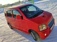 Барнаул Wagon R 2001